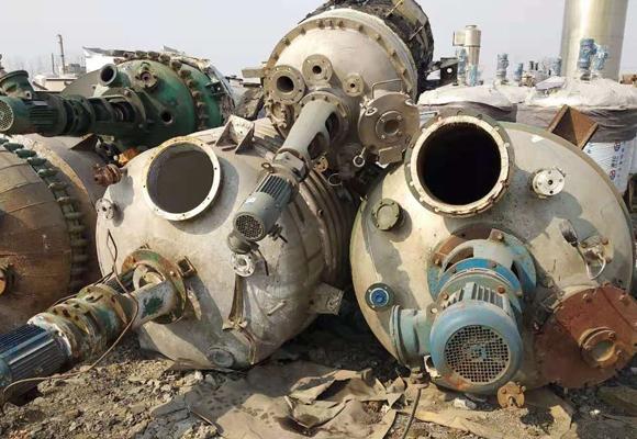 报废机械回收公司