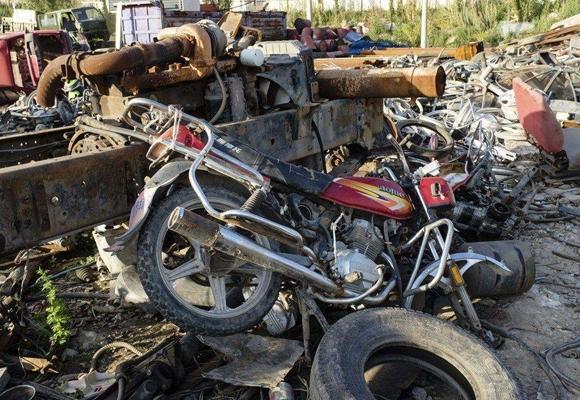 盐城旧车回收