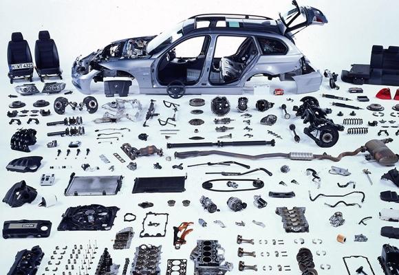 旧车配件(出售)公司
